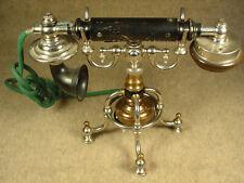 "L.M. Ericsson Model Cg1100 ""Spyder"" Skeleton Telephone - Very Rare!"