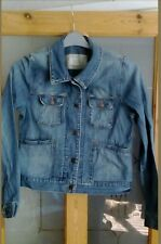 Femme Abercrombie & Fitch veste en jean taille L