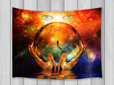 Magic crystal ball Tapestry Wall Hanging for Living Room Bedroom Dorm Decor