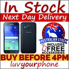 Samsung Galaxy J2 J200Y 8GB Black 4G Locked to Telstra As New Condition
