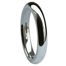 Anelli di metalli preziosi senza pietre in argento sterling Misura anello 14