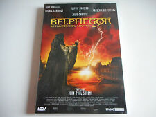 DVD - BELPHEGOR / LE FANTOME DU LOUVRE - M.SERRAULT / S.MARCEAU & J.CHRISTIE