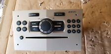 GENUINE VAUXHALL CORSA D CD30 MP3 CD PLAYER WITH PAIRED SCREEN GOLD