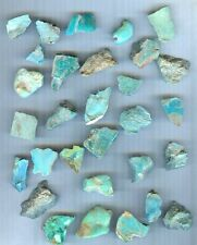 #1-5 Turquoise Rough For Cabochons - 1/4 Lb. - Arizona