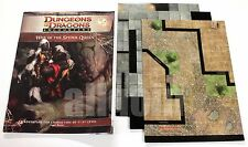 Dungeons & Dragons ENCOUNTERS WEB OF THE SPIDER QUEEN 2012 WOTC D&D 4 RARE