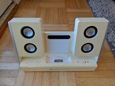 Altec Lansing inMotion N1281 iPod Audio Dock/Portable Speaker-Great Condition