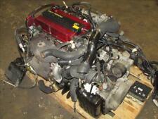 JDM 01-03 Mitsubishi Lancer EVO 7 2.0L 4G63 Turbo Engine & Auto AWD Transmission