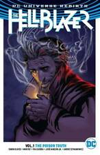 HELLBLAZER VOL #1 THE POISON TRUTH TPB DC Comics Rebirth #1-6 TP