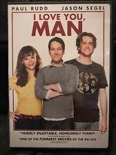 I Love You, Man (DVD, 2009, Sensormatic)