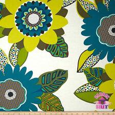 146121378 - Africa Amara Safari Pool Fabric by the Yard Alexander Henry Flower