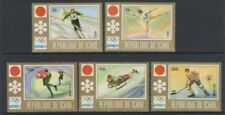 Olympics Individual Stamps