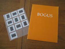 Bogus Movie Press Kit slides Whoopi Goldberg Gerard Depardieu PK1490