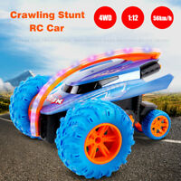 1/12 Charging Electric Off-Road Monster Truck 4WD Double Sided Flip RC