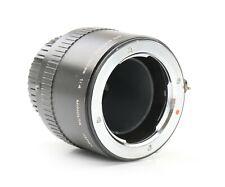 Minolta Extender 1:2-1:1 for MD 100 mm 4.0 Macro + Sehr Gut (225516)