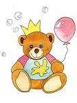 Splodge Teddy Parties
