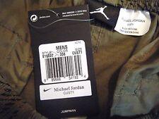 Nike Air Jordan Printed City Custom Michael PE SAMPLE Shorts XL Promo Just Don