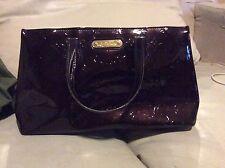 Authentic Louis Vuitton Vernis patent bag tote purse Satchel wilshire PM