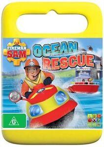 Fireman Sam Ocean - Rescue | DVD Region 4 | Brand new & sealed