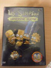 """DVD - LES SIMPSON  """" HORROR SHOW """" - réf 56"""