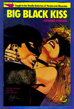 BIG BLACK KISS Book Two  -  Vortex Comics 1989 (fn-)