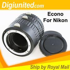 Meike Plastic Auto Focus Macro Extension Tube for Nikon D750 D610 D600 D800 D4X