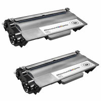 2PK BLACK Toner for Brother TN750 TN-750 High Yield Cartridge DCP-8110 DCP-8150D