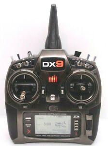 Spektrum dx9 GEN 1 dsmx/dsm2 transmitter excellent condition with battery