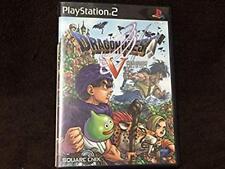 PS2 Dragon Quest V 5 PlayStation 2 Japan