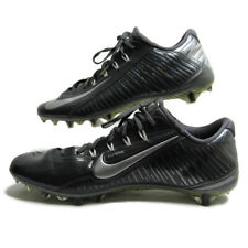 Nike Mens Vapor Flywire Carbon 2.0 Size 14 Cleats Gray Silver
