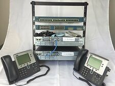 Best Cisco CCNP, CCNP Security, CCNP Voice lab kit CCVP CCIE AIM-CUE