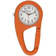 Ravel Clip on Carabiner Style Fob Watch R1105.08