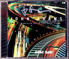 John ADAMS Signiert Phrygian Gates Shaker Loops Chamber Symphony SIAN EDWARDS CD