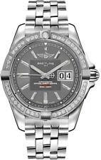 A49350LA/F549-366A | BRAND NEW BREITLING GALACTIC 41 DIAMOND BEZEL LUXURY WATCH