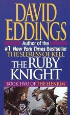The Ruby Knight (Book Two of the Elenium), David Eddings, 0345373529, Book, Acce