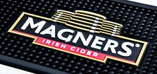 "Magners Cider, Barmatte, Tresenmatte, gummiert ""Magnes Neues Logo"""