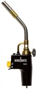 Bernzomatic TS8000 Trigger Start Propane Mapp Gas Torch Self Lighting Igniting