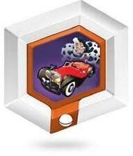Disney Infinity SEALED Cruella De Vil's Car 101 Dalmatians Power Disc