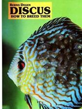 Discus: How to Breed Them-ExLibrary