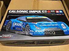 Tamiya 24312 1/24 Model Car Kit Calsonic Impul Nismo Nissan GT-R R35 Super GT'08