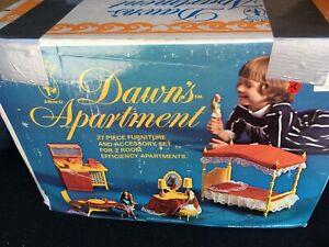Dawn's Apartment Furniture/ Bedroom set Amsco 1972