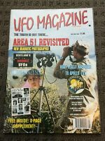UFO MAGAZINE May/June 1996 Area 51 Revisited Apollo 13
