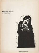 Käthe Kollwitz 1867-1945  graphic works Kettle Yard Exhibition 1981 E5.23