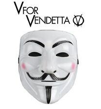 MASCARA V DE VENDETTA CARETA ANONYMOUS 15 M INDIGNADOS