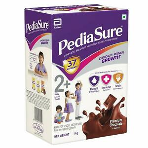 PediaSure Balanced Nutritional Powder Chocolate Flavour   1kg With Free Shipping