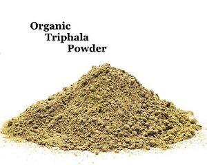 200g Organic Triphala Powder 100% Premium Quality ** U.K Seller**