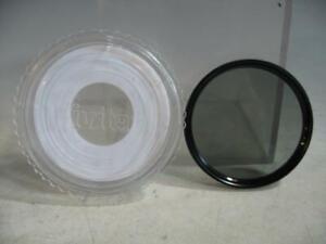 Vivitar 62MM Polarizing Filter In Jeweled Case #16