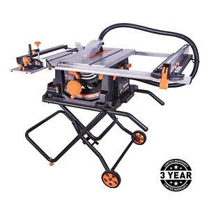 Evolution RAGE5-S Multipurpose Table Saw 230v c/w Multi Material TCT Saw Blade