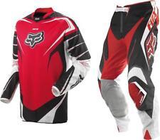 Fox Racing SFX Blitz  Off Road MX Gear Set Black Red White XLarge / 36