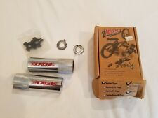 Haro BMX XG (Xgames) Spider Pegs Mid Old School freestyle VINTAGE! Hard to find!