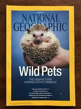 National Geographic Magazine APRIL 2014 WILD PETS UNIVERSE COAL TELESCOPES